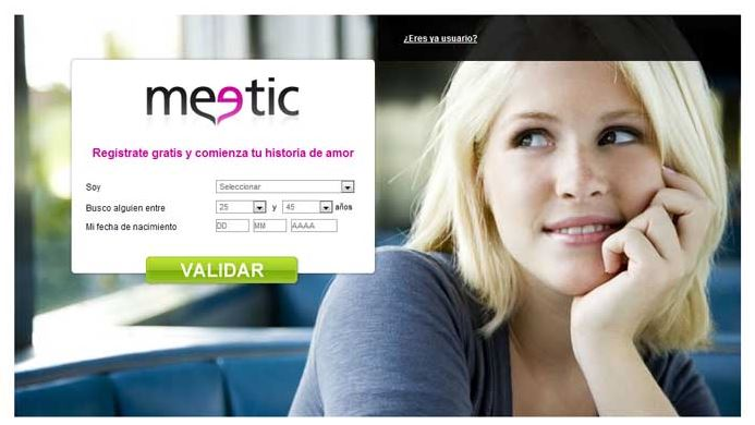 ligar en meetic